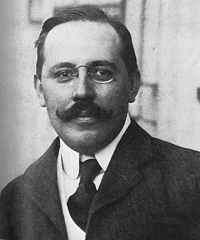 建築家ヨーゼフ・ホフマン