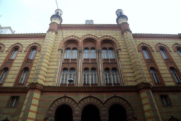 Rumbach-facade