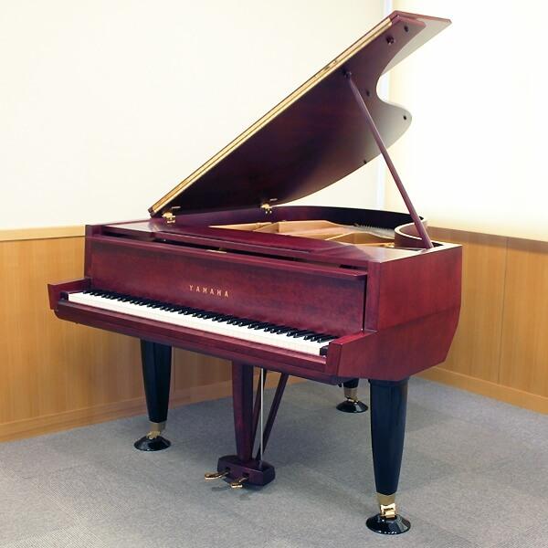 アントニン レーモンドが設計した幻のピアノ YAMAHA G2B