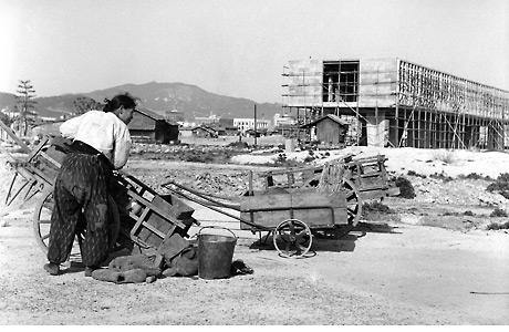 広島平和記念資料館(1955) 丹下健三