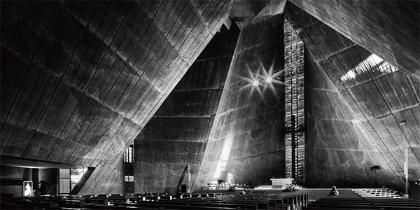 東京カテドラル聖マリア大聖堂(1964) 丹下健三