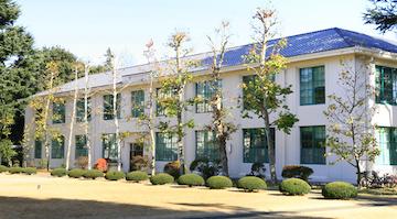 東京女子大学6号館(東校舎)アントニン・レーモンド