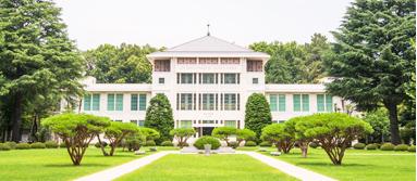 東京女子大学本館 アントニン・レーモンド