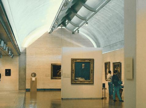 キンベル美術館 ルイス・カーン
