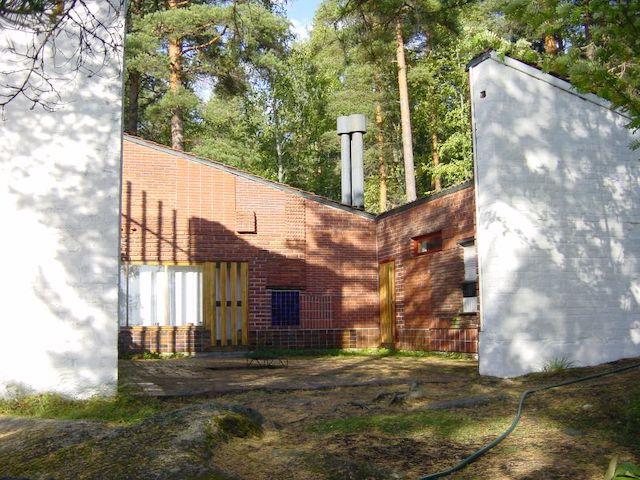 ヴィープリの図書館 建築家 アルヴァ・アアルト