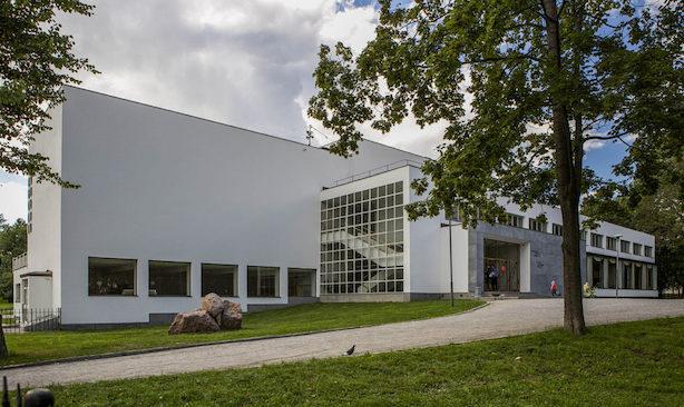 ヴィープリの図書館 建築家アルヴァ・アアルト