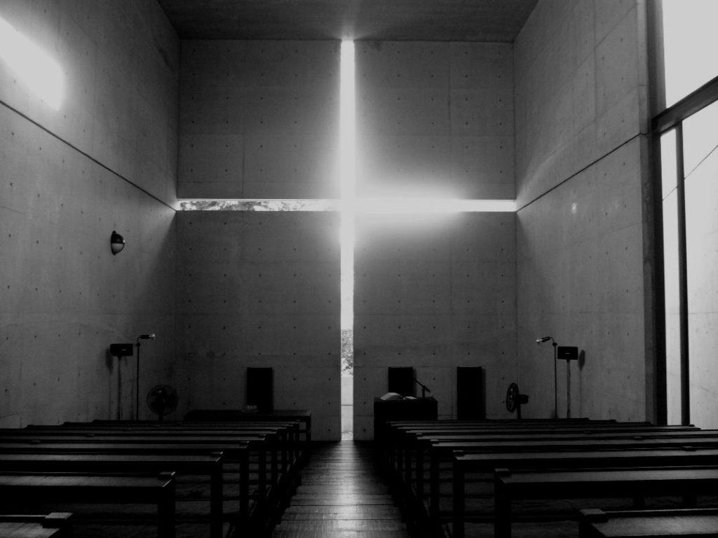 光の教会 建築家 安藤忠雄