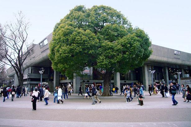 前川國男設計 東京文化会館