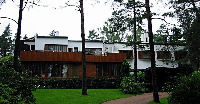 マイレア邸 建築家 アルヴァ・アアルト
