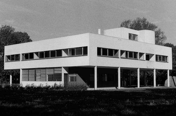 サヴォア邸 建築家 ル・コルビュジエ