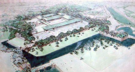 皇居新宮殿基本設計 吉村順三