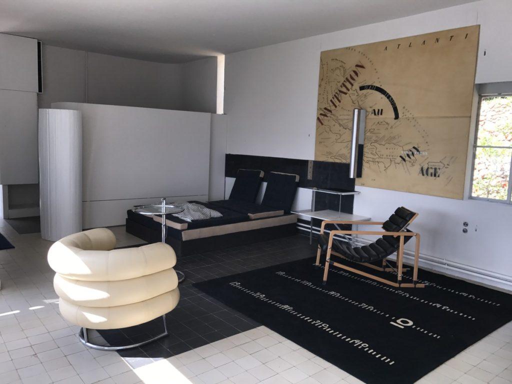 サイドテーブル<E-1027> 建築家・プロダクトデザイナー アイリーン・グレイ