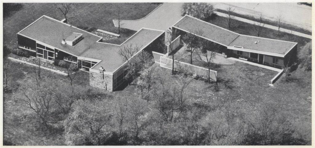 Geller House I 建築家 マルセル・ブロイヤー