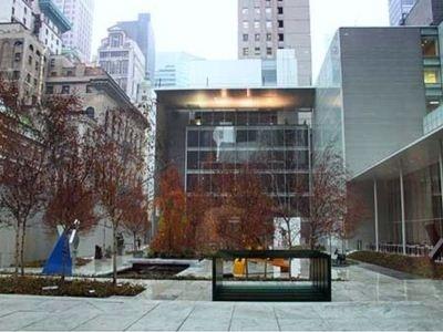 ニューヨーク近代美術館新館 建築家 谷口吉生