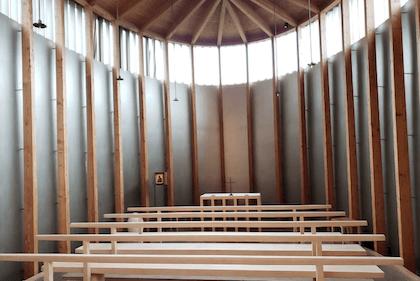 聖ベネディクト教会 建築家 ピーター・ズントー