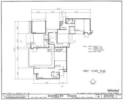 シンドラー自邸 建築家 ルドルフ・シンドラー