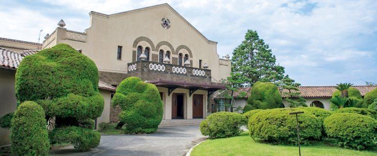 神戸女学院大学 建築家 ウィリアム・メレル・ヴォーリズ