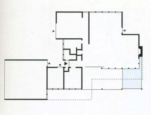 ミラー邸 建築家 リチャード・ノイトラ
