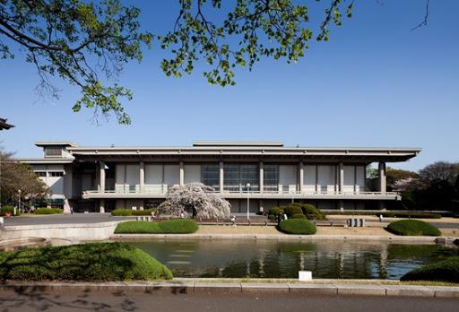 東京国立博物館東洋館 建築家 谷口吉郎
