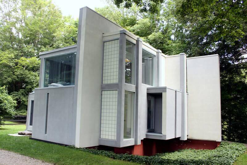 1971 HOUSE IV 建築家 ピーター・アイゼンマン
