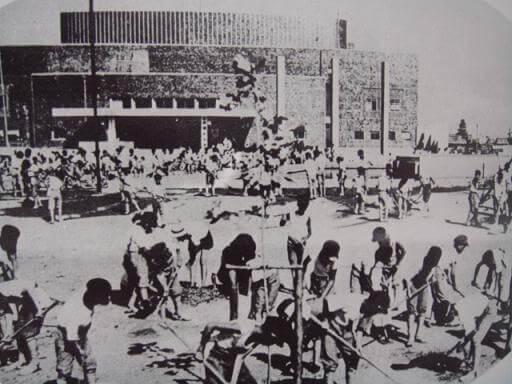 1937 宇部市渡辺翁記念会館