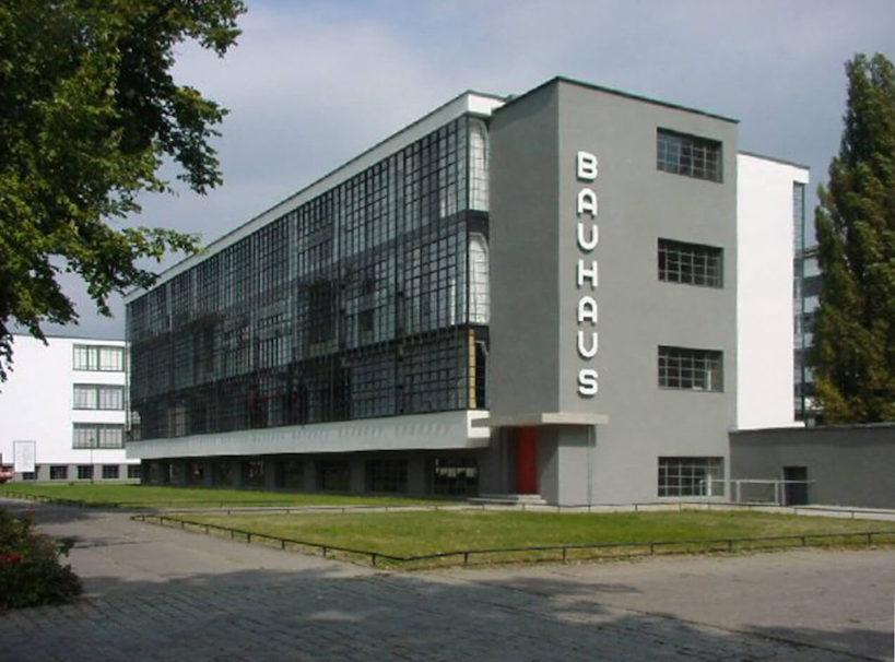 1925 バウハウス 建築家 ヴァルター・グロピウス