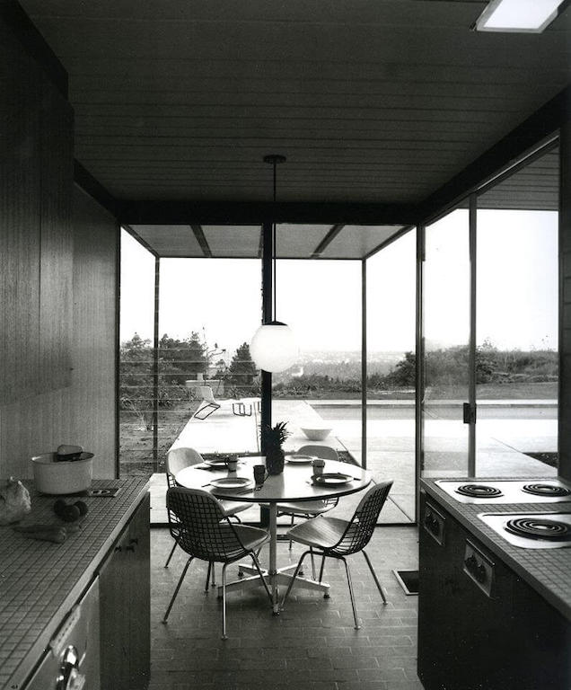 1958 Case Study House 18 (Fields House) 建築家 クレイグ・エルウッド