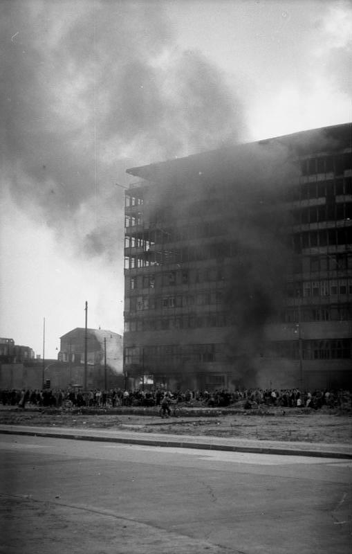1953 コルンブスハウス 建築家 エーリヒ・メンデルゾーン