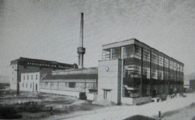 1911 ファグス靴工場 建築家 ヴァルター・グロピウス