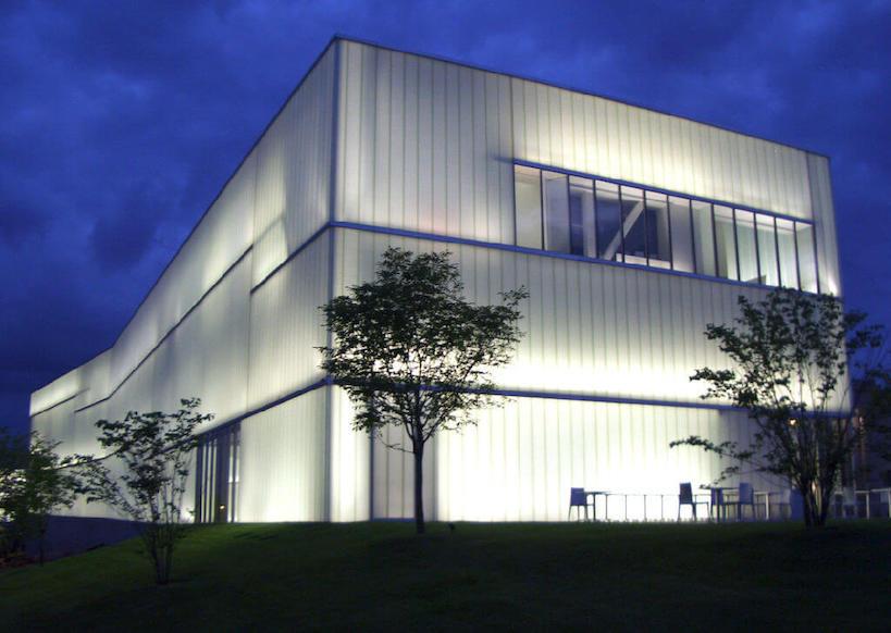 2007 ネルソン・アトキンス美術館増築 建築家 スティーブン・ホール