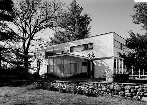 1937 グロピウス・ハウス 建築家 ヴァルター・グロピウス