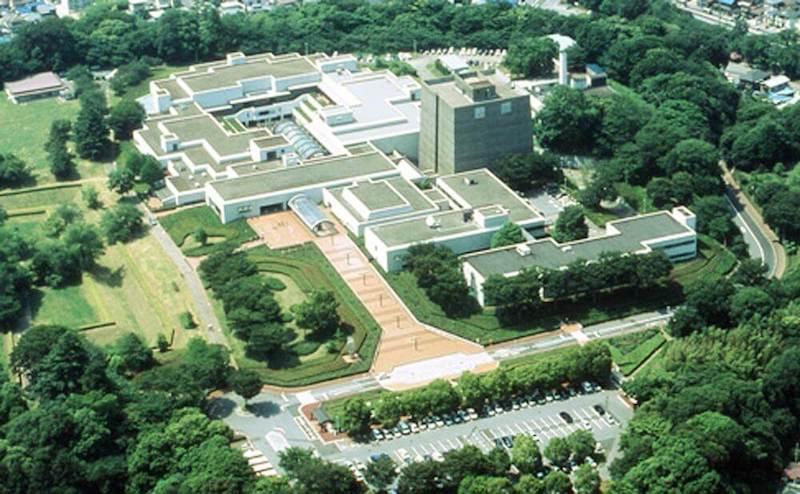 1980 国立歴史民俗博物館 建築家 芦原義信