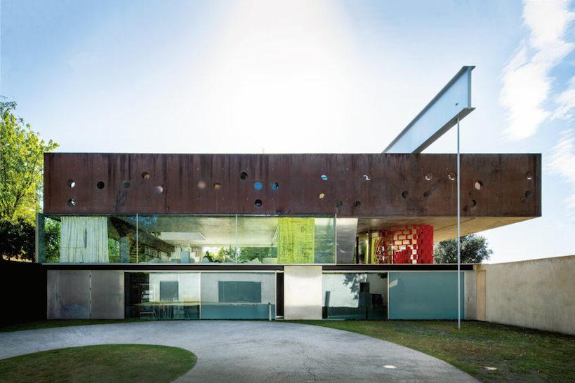 1998 ボルドーの家 建築家 レム・コールハース