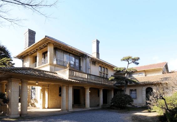 1936 旧乾邸 建築家 渡辺節