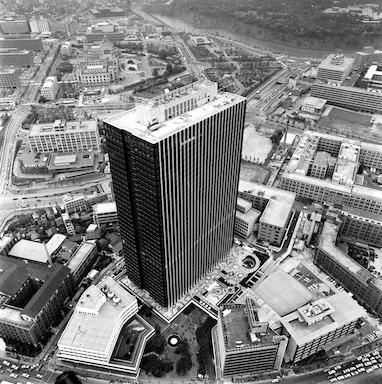 1968 霞が関ビル 建築家 池田武邦