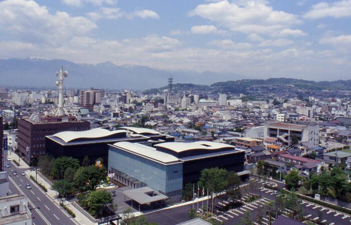 2002 松本市美術館 建築家 宮本忠長
