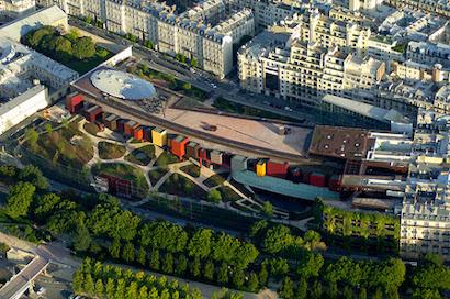 2006 ケ・ブランリ美術館 建築家 ジャン・ヌーヴェル
