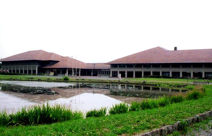 1981 長野市立博物館 建築家 宮本忠長