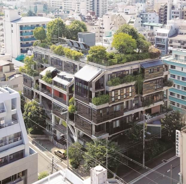 1993 実験集合住宅NEXT21 建築家 内田祥哉