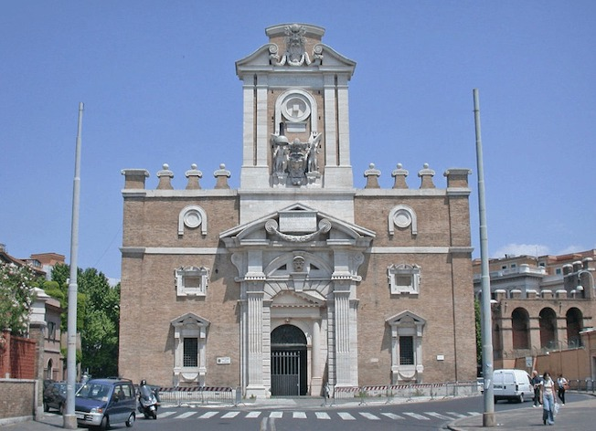 1561-1565 ポルタ・ピア 建築家 ミケランジェロ・ブオナローティ