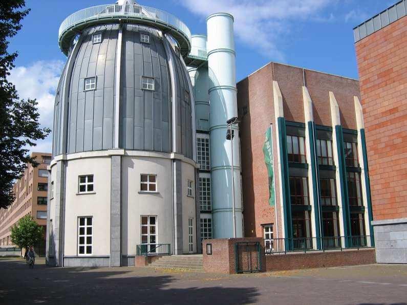 1995 ボネファンテン美術館 建築家 アルド・ロッシ