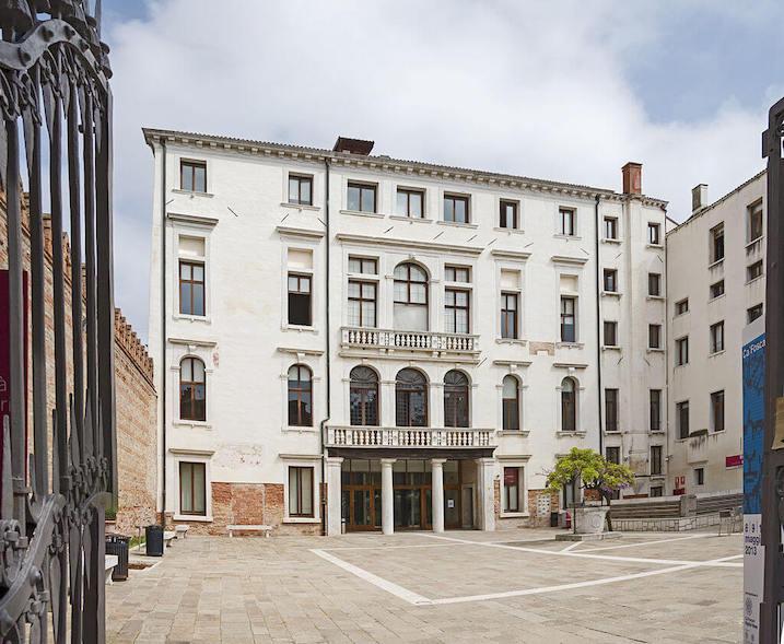 1935-1956 パラッツォ・フォスカリ 建築家 カルロ・スカルパ