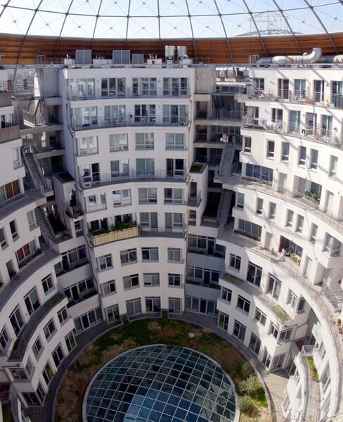 2001 ガソメーター 建築設計事務所 コープ・ヒンメルブラウ
