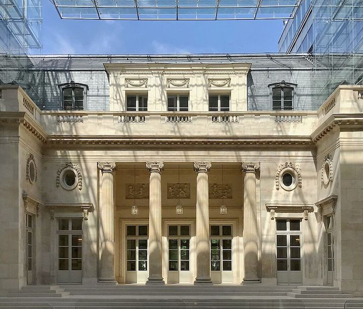 1766 ホテル・アレクサンドル 建築家 エティエンヌ・ルイ・ブーレー