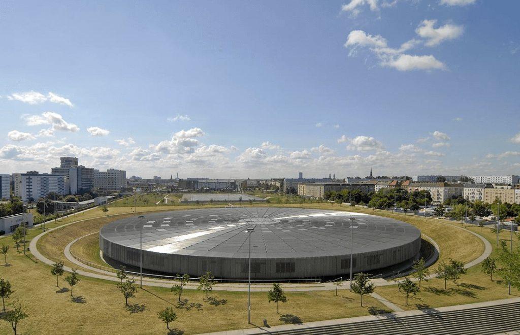 1999 オリンピック自転車競技場(ベルリン) 建築家 ドミニク・ペロー