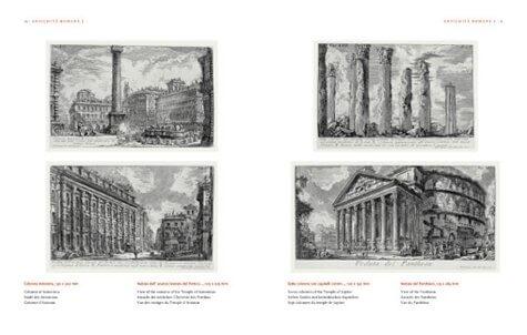 Piranesi: The Complete Etchings (Klotz S.) 建築家 ジョヴァンニ・バッティスタ・ピラネージ