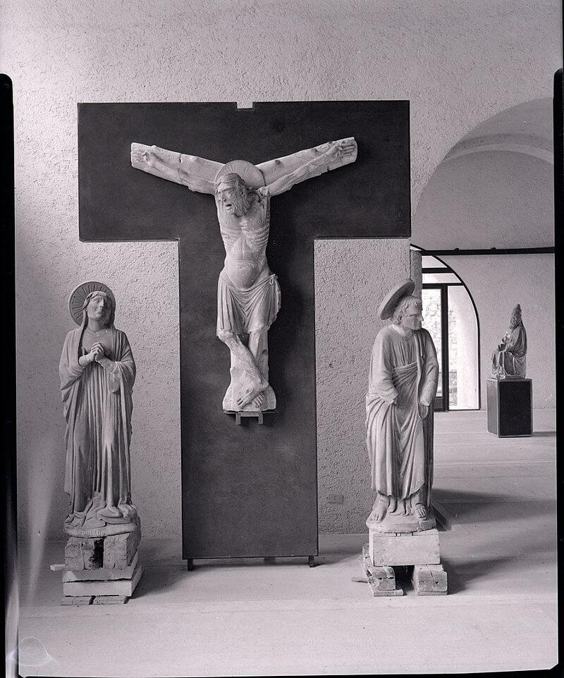 1959-1973 カステルヴェッキオ美術館改修 建築家 カルロ・スカルパ