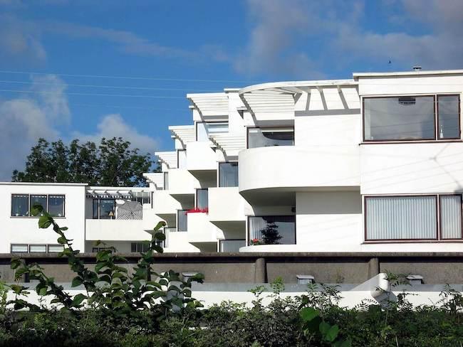ベラビスタ住宅開発 建築家 アルネ・ヤコブセン