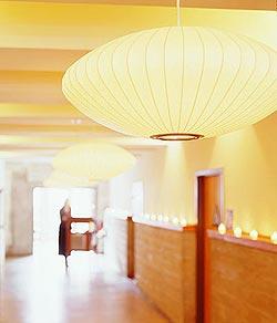 デザイナー ジョージ・ネルソン 1947 Bubble Lamp