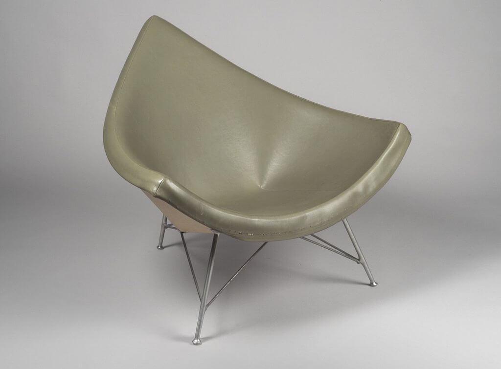 デザイナー ジョージ・ネルソン 1958 Coconut Chair